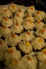 pumpkin spice cupcakes!