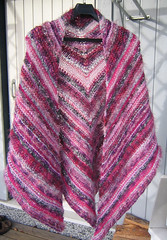 pinkshawl