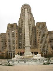 city hall!