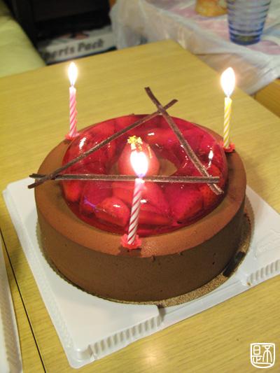 生日蛋糕 01