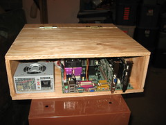 IMG_4891 (Legodude522) Tags: wood computer pc mod amd case 1100