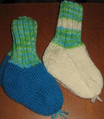 pikkusukat / tiny socks