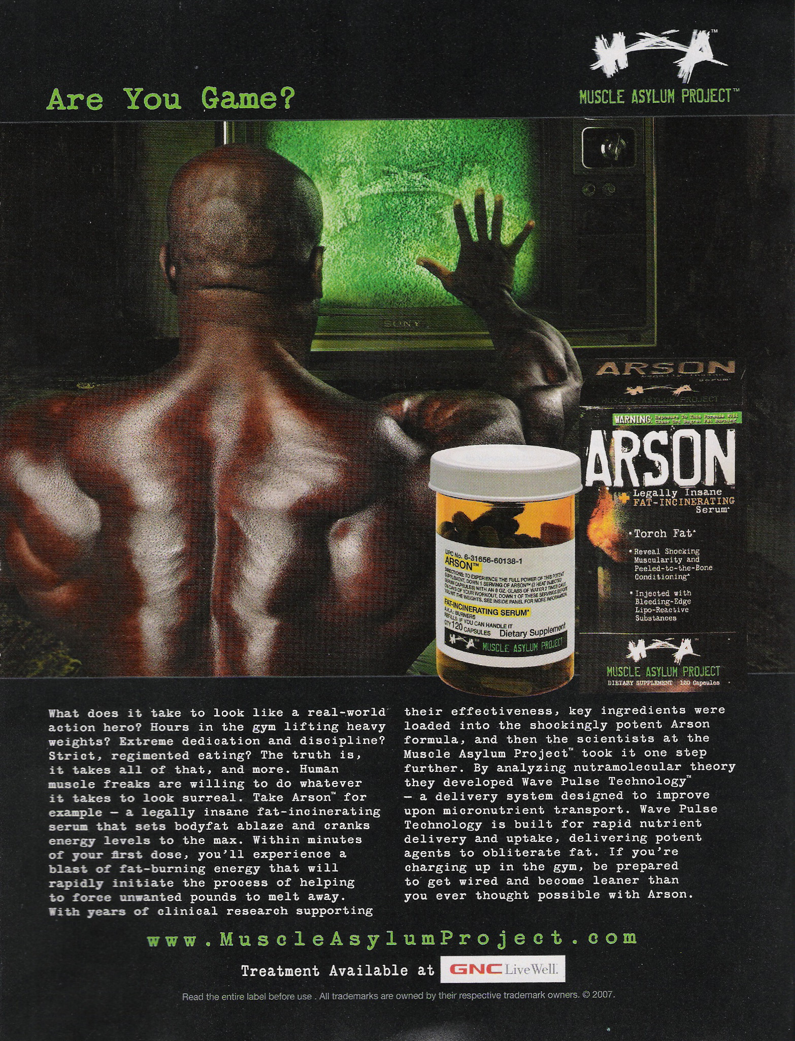 anabolic state review