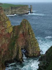 Thirle's Door (Shandchem) Tags: door scotland specland travelerphotos duncansbay thirles