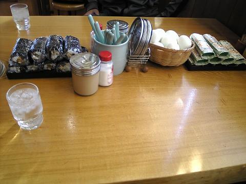 丸三-テーブル