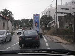 Coisas estúpidas: uma carrinha para publicidade