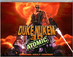 Duke Nukem 3D High Resolution Pack 32bit Polymost