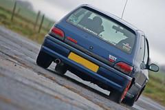 Renault Clio 16V 2.0 Hybrid (Harry_S) Tags: d50 nikon clio renault motorsport 80200 renaultsport