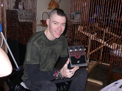 Big guitar pedal