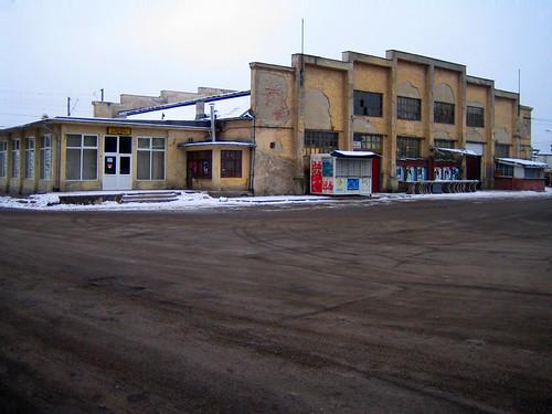 Old Clujana Market