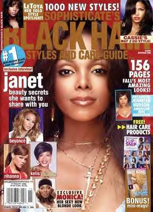 Black Hair Care Magazine