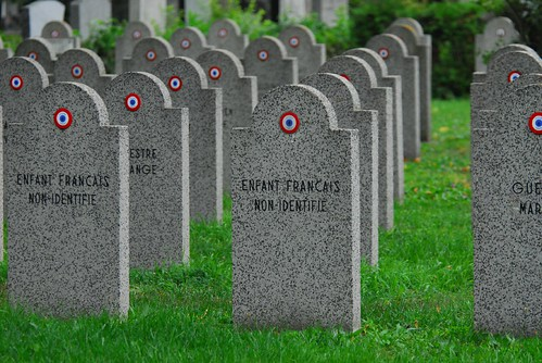 French graves