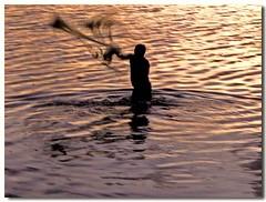 (MonicaDiBlasio) Tags: sunset pordosol tramonto lagoa pescador fishman platinumphoto desfocadamasadorei foinacaminhada