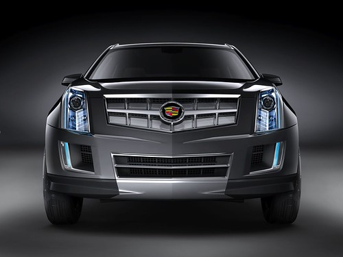 Cadillac Provoq Concept pictures
