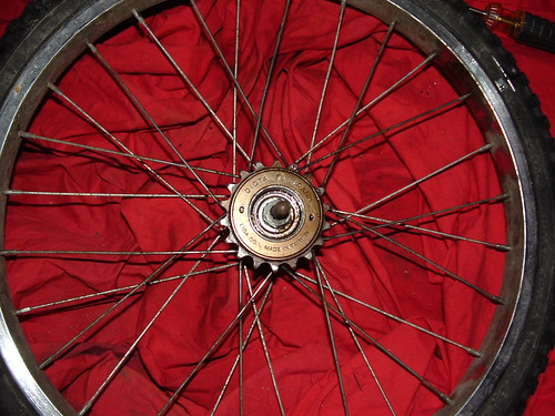 how to change fixed gear to freewheel