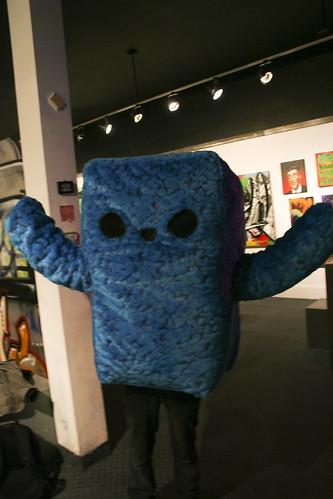 Reetbot Costume