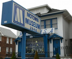 Motown Museum (DetroitDerek Photography ( ALL RIGHTS RESERVED )) Tags: music history sign museum studio site downtown michigan detroit grand historic michaeljackson 2008 recording dianaross temptations steviewonder berrygordy motown smokeyrobinson historicsite aretha jackson5 tamla 2648