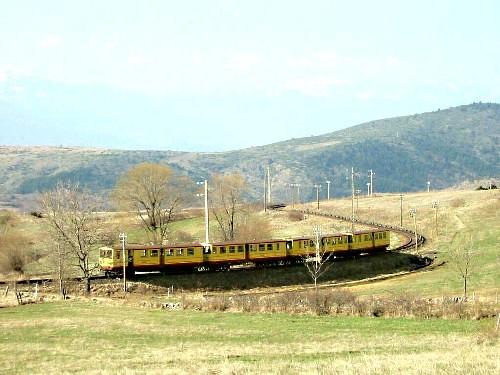 Tren Amarillo