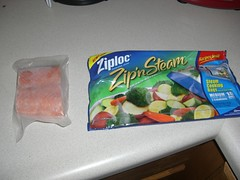 Fish Ziploc, Ziploc Fish