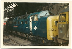 D9004 Edinburgh Waverley 1969 (rugd1022) Tags: uk railways deltics