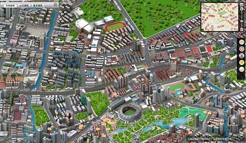 SimCity - Shanghai