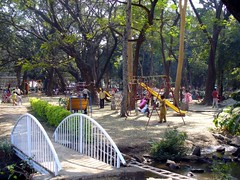 Empress Garden, jardin d'enfants