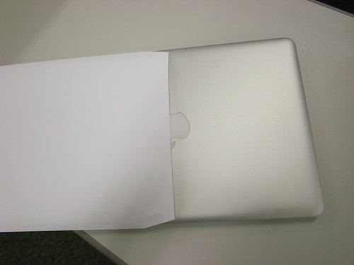 MacBook Air Arrival