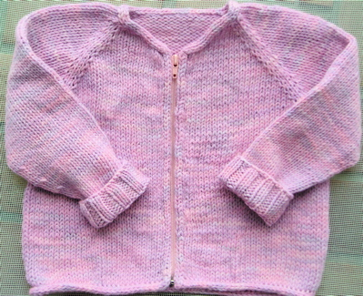 Orchid Purewool Sweater