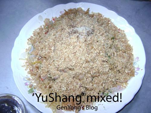 YuShang mixed
