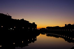 (pasma) Tags: sunset italy night reflex nikon italia tramonto photos d70s pisa explore arno notte riflesso pise blueribbonwinner avision superbmasterpiece diamondclassphotographer flickrdiamond theperfectphotographer