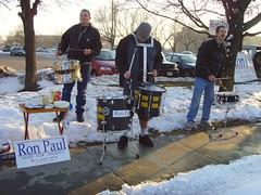 DrumCrew7-Simon_Roger_Roger (Roobah) Tags: road city lake signs simon cake table paul ut drum salt wave ron crew revolution redwood roger february 2008 19 honk blvd bruin slcc 21908