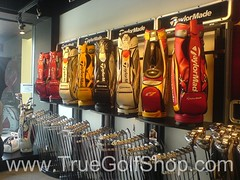 TaylorMade Golf Bags and Clubs