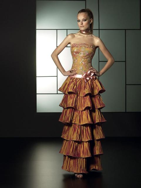 Vestidos de fiesta de Pepe Botella 524
