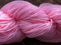 Patons bluebell, 5ply, waiting to be dyed