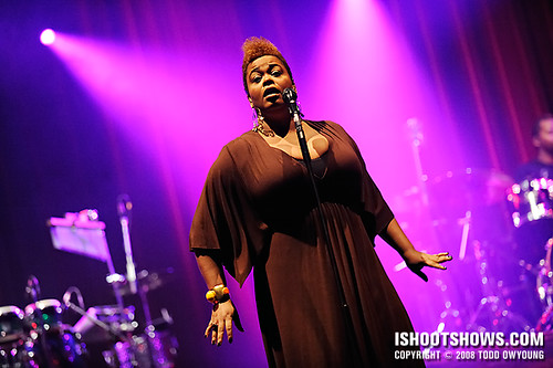 Jill Scott @ the Fox Theatre -- 2008.03.26