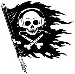 my flag (miss skulls) Tags: