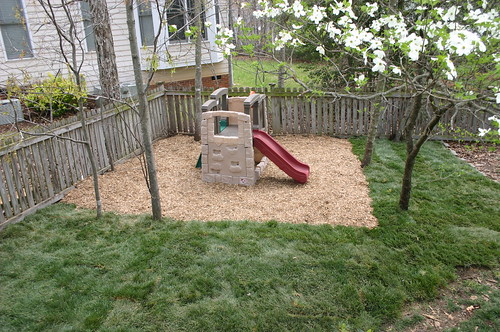 Anna's playplace with playset