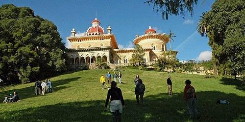 Parque y Palacio de Montserrate