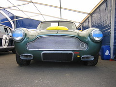 DB4 Lightweight (ComfortablyNumb...) Tags: heritage classic cars car martin grand racing motor db4 hatch touring aston brands motorsport brandshatch lightweight ixus55 hgtcc db4lightweight