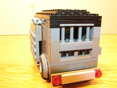 Battle Van (Aaron (-_-)) Tags: army lego military punisher brickarms