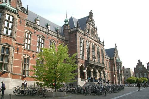 Universiteitsgebouw Rijksuniversiteit Groningen