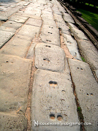 stones road