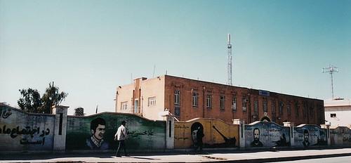دبیرستان رازی - آبادان by Hadi Mazloomi.