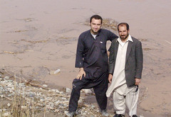 Babak and Asif