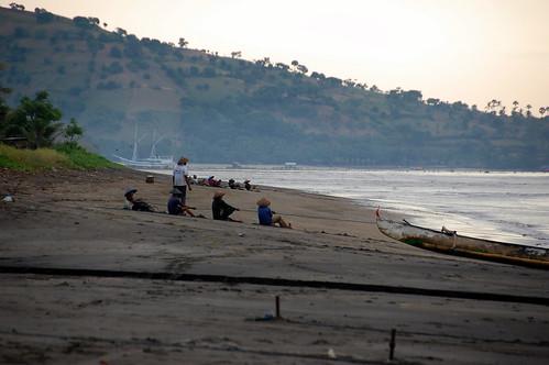 Lombok - Bangsal Beach