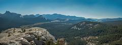 IMG_6771-Edit-Edit (dangerismycat) Tags: california yosemite yosemitenationalpark tuolumnemeadows lembertdome panorama cathedralpeak fairviewdome medlicottdome mounthoffmann tuolumnepeak grandmountain potholedome
