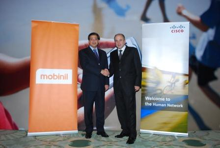 Mobinil Upgrades Network to End-to-End IP Infrastructure
