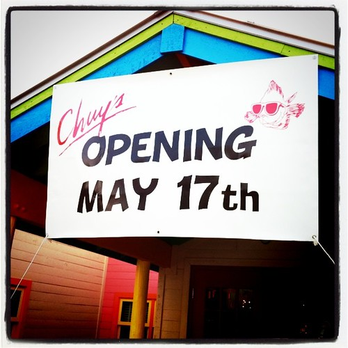 Chuy's opening May 17th Tyler Texas