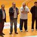 Carlos Sáinz, Óscar Castañeda, Jordi Fernández y Víctor Lapeña