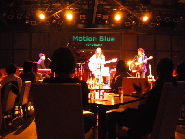 Yokohama Motionblue indigoblue Live~E